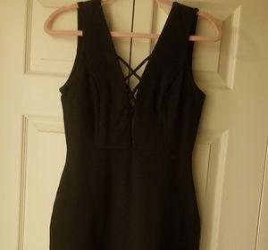Dresses & Skirts - Lace-up club dress